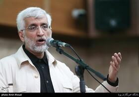 جلیلی: وقایع اخیر دستاویزی برای انتقام از وحدت افرینی ملت نشود