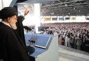 تا دقایقی دیگر؛ اقامه نماز جمعه تهران به امامت امام خامنهای/ حضور پرشور مردم در مصلی تهران