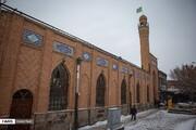 مسجدی که برای تبریزیها مفهوم دیگری دارد+ عکس