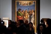 نمایشگاه بزرگ «رافائل» زیر سایه کرونا برگزار شد