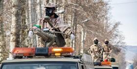رزمایش سراسری دفاع بیولوژیک نیروی زمینی سپاه آغاز شد