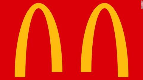 تغییر لوگوی برند مک دونالد برای حمایت از فاصله گذاری اجتماعی