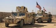 یک گروه از نیروهای آمریکا از پایگاه نظامی «الحبانیه» به عین الاسد رفت